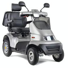 All-terrain Mobility Scooter