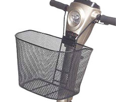 Scooter Accessories Baskets