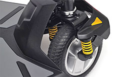 Suspension for Pride Go Go CTS 3-Wheel Scooter