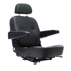 Standard Full-Sized Captains Seat