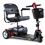 Pride Go-Go Sport 3-Wheel Travel Mobility Scooter