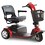 Pride Victory 10 3-Wheel Full Size Mobility Scooter