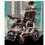 EW-M49 Smart Folding Wheelchair by eWheels