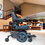Jazzy EVO 613 power chair by Pride Mobility