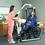 Reliant Plus 450 Power w/Low Base patient lift by INvacare