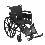 Drive Medical Cruiser III Lightweight Manual Wheelchair