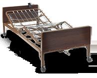 Basic Hospital Bed