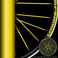 Yellow Spokes