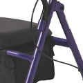 Purple, Rollator