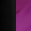 Black/Pink Topaz