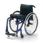 Quickie GTX Folding Wheelchair