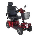 Drive Medical Odyssey 4-Wheel Scooter
