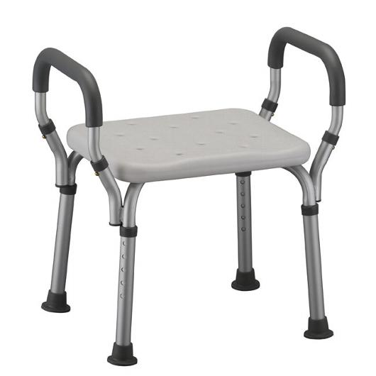 Deluxe Bath Seat with Arms