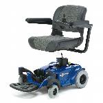 Pride Go-Chair Travel Power Wheelchair