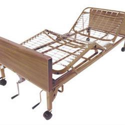 Manual Bed Frame