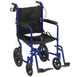 Lightweight Transport Wheelchair
