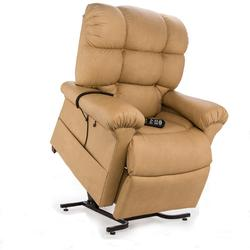 Infinite-Position Lift Chair